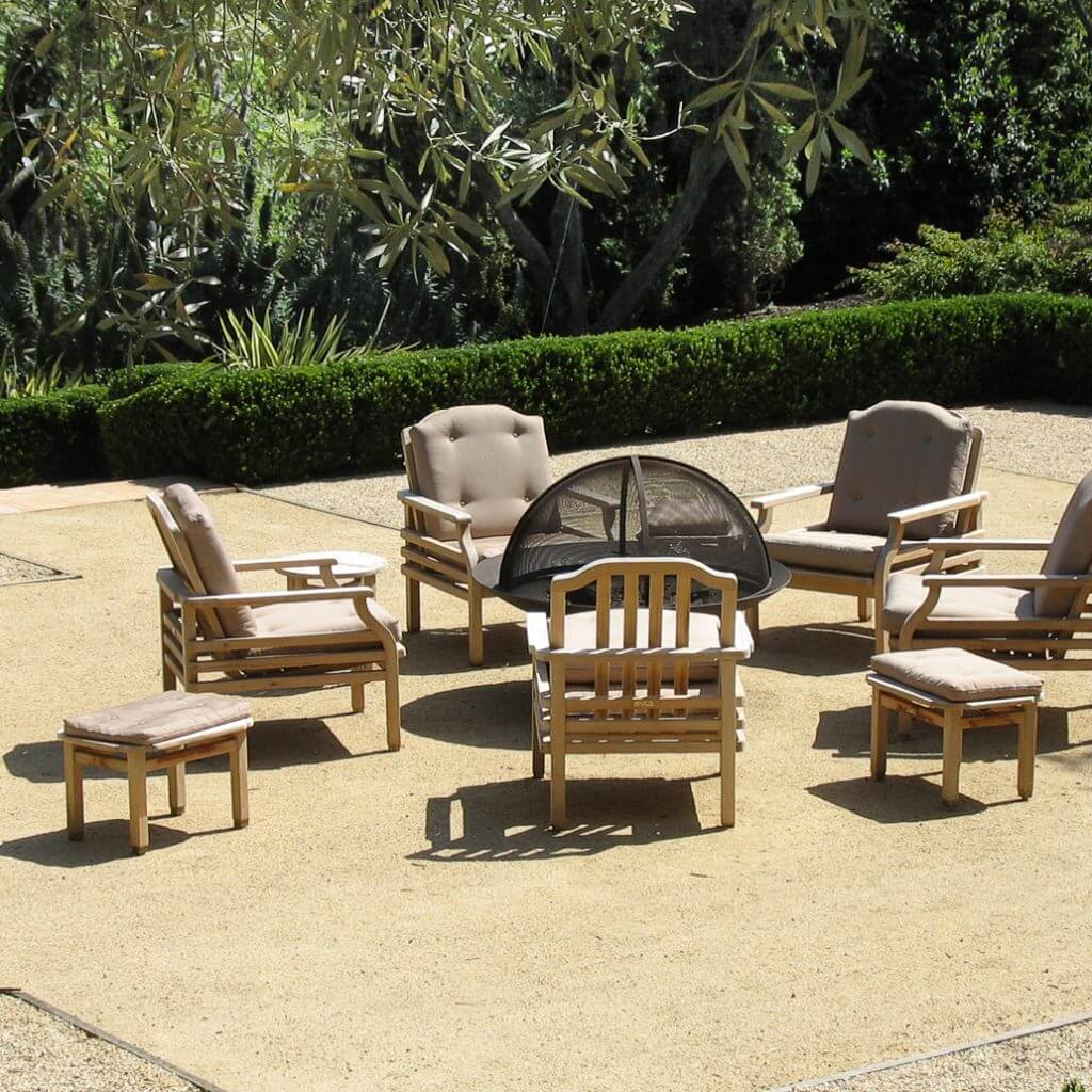 5 Decomposed Granite Patio And Outdoor Firepit