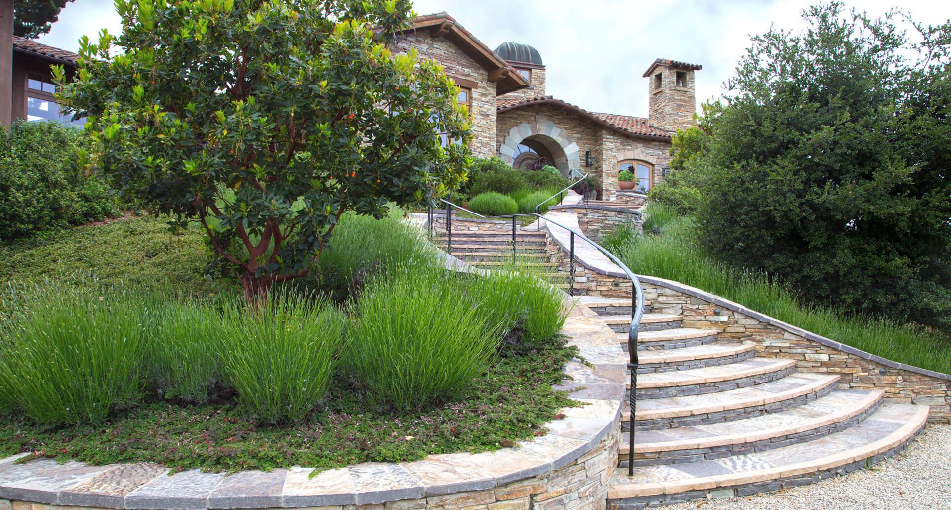 Rustic-Garden-2-Stone-Staircase